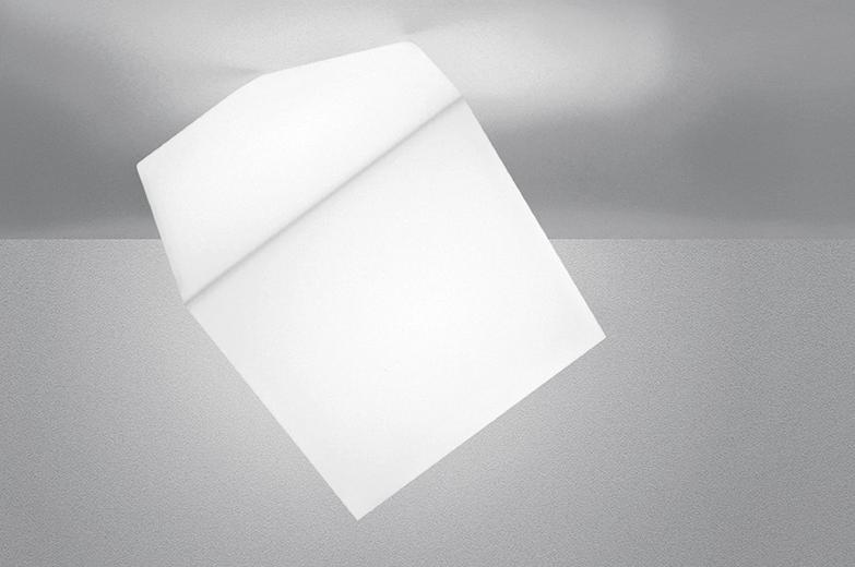 Plafoniere Da Parete Per Interni : Edge lampada da parete o soffitto per interno esterno ip