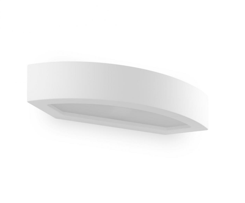 Applique gesso lampade da parete stil lamp