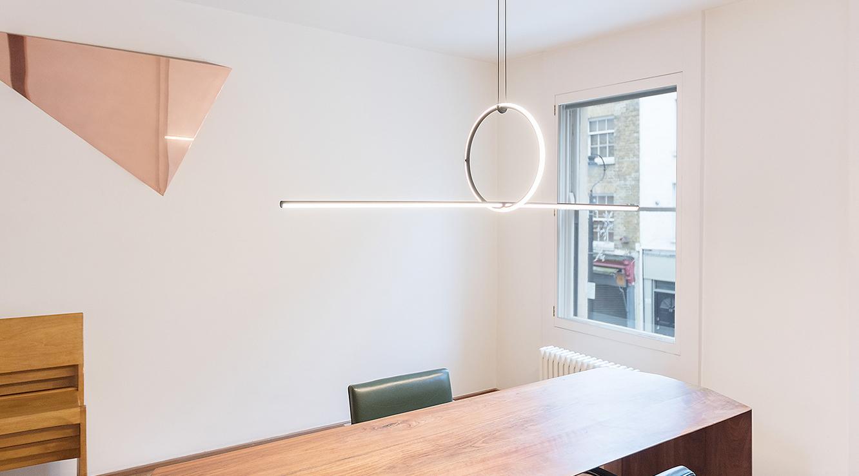 Sistemi Di Illuminazione A Led arrangements sistema di illuminazione modulare a led integrati