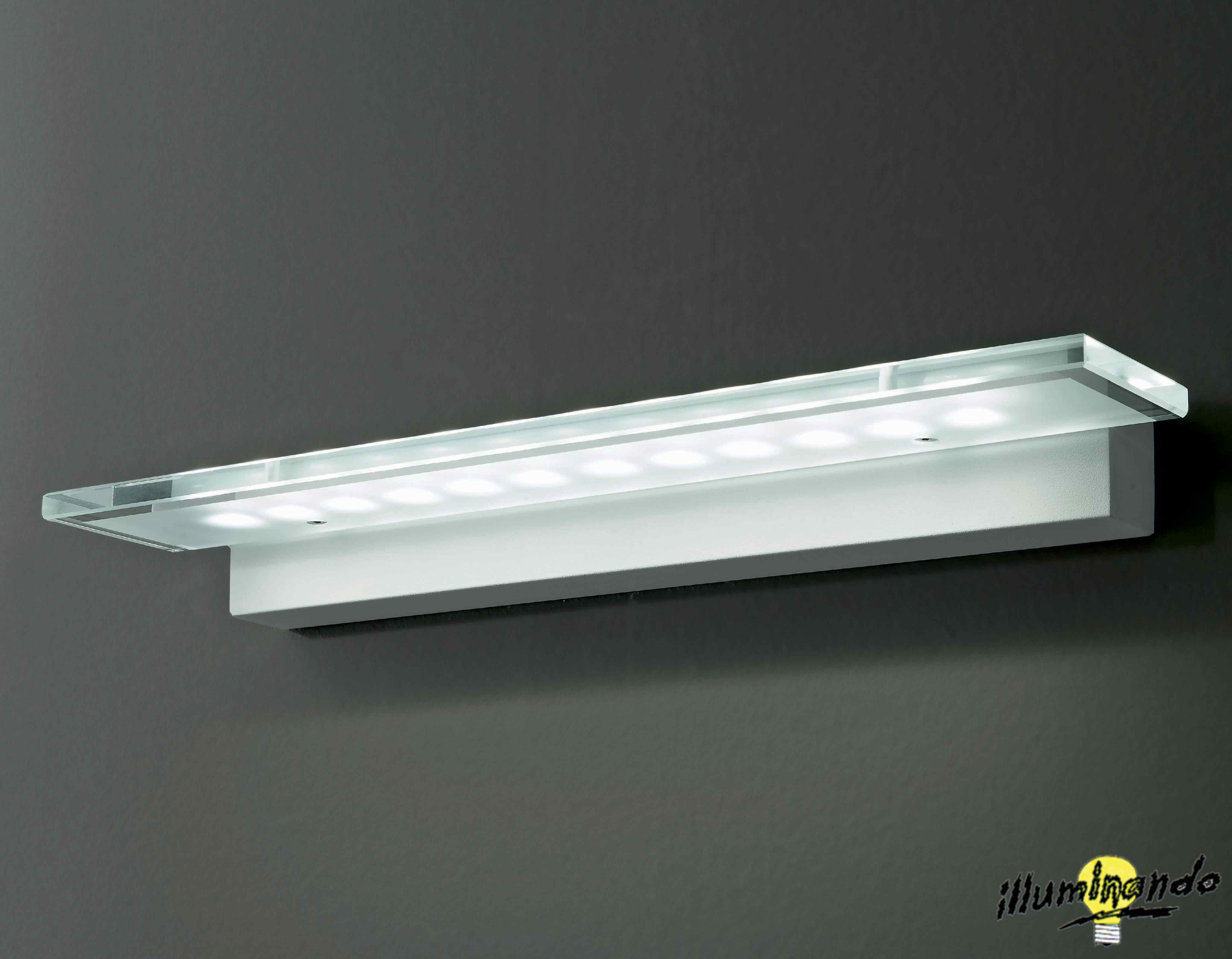 Tecla applique a led lampade da parete stil lamp