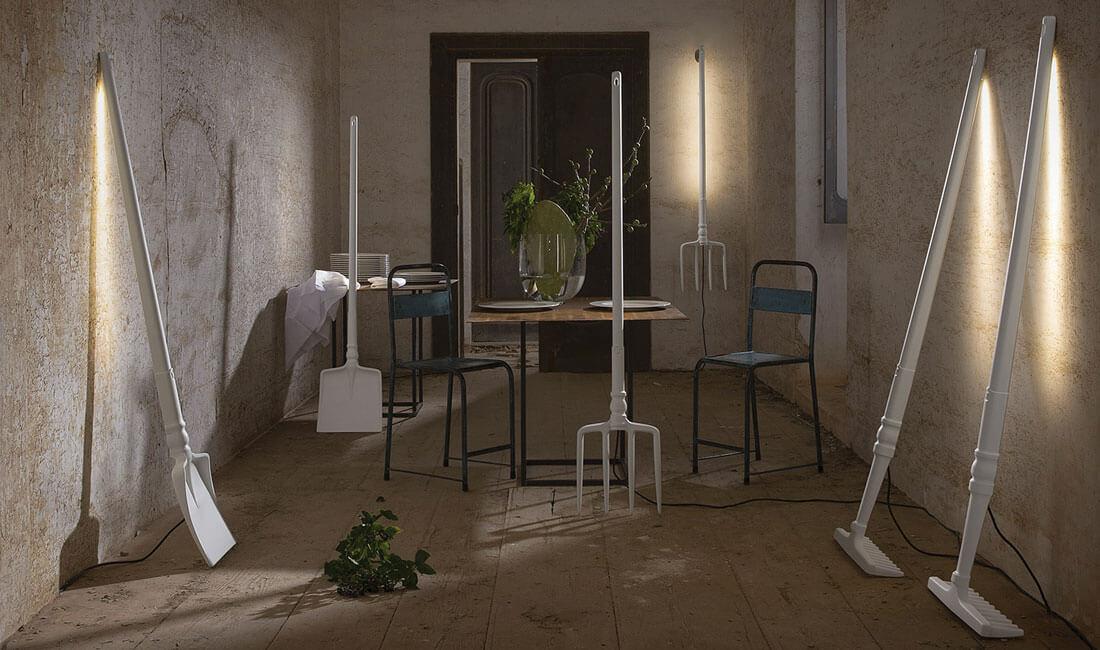 Lampade da terra illuminazione per interni archiproducts